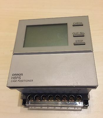 Omron H8PS-8BF Cam Positioner
