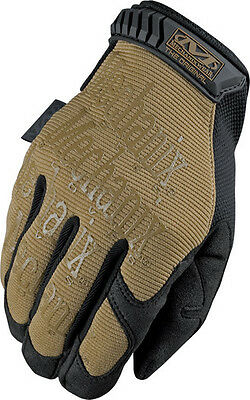 Mechanix Wear Coyote Gloves - Mg-72 - S, L, & Xl Only