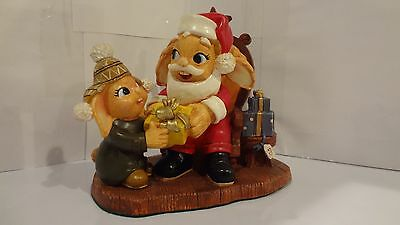 """Pendelfin """"ALL I WANT FOR CHRISTMAS"""" BRAND NEW IN BOX/ FREE USA SHIPPING  RARE"""
