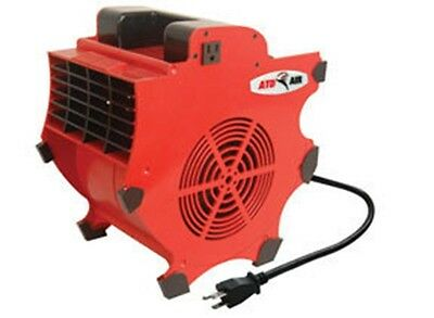 1200 Cfm Electric Floor Blower Dryer Flood Drying Machine Ventilator