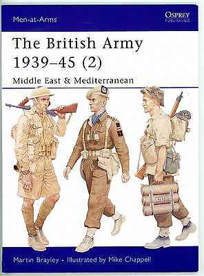 Osprey Men At Arms Book The British Army Uniforms Reference For Model Makers Etc