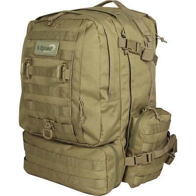 Viper Mission Unisex Rucksack Backpack - Coyote One Size