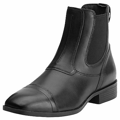 ARIAT - Women's Challenge Square Toe Dress Paddock Boots - Black - ( 10015248 )