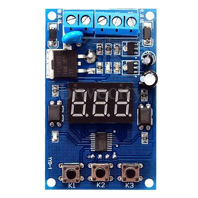 DC5~30V Cycle Trigger Timer Delay Switch Module Signal Control Circuit Board