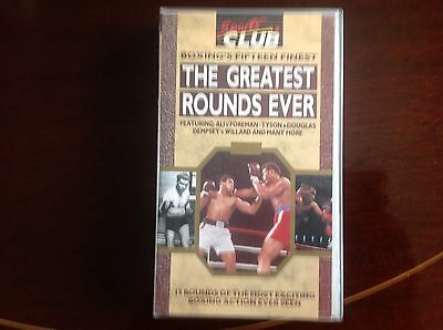 The Greatest Rounds Ever