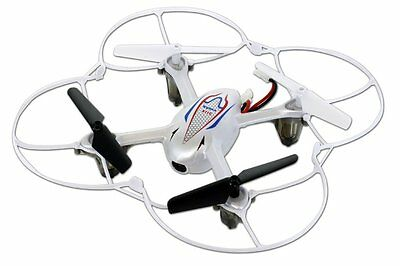 Syma X11C 4 Channel 2.4Ghz RC Quadcopter with 2MP HD Camera - White