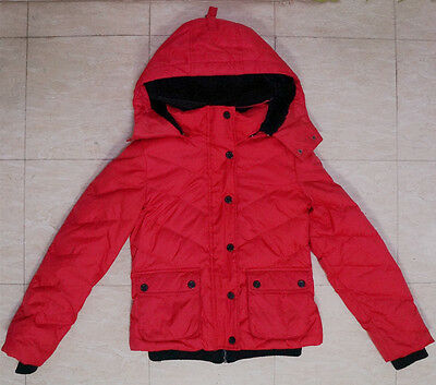 Girl's Double layer down coat size age15--super warm