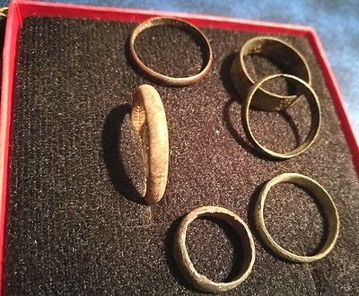 Napoleon French Army Rings Metal Detector Find!!