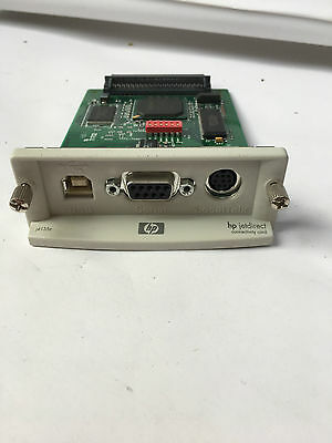HP JetDirect J4135A USB Serial Local Talk EIO Network Adapter Card
