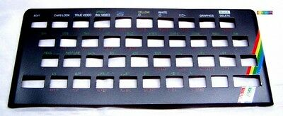 Sinclair ZX Spectrum 16K / 48k Metal Faceplate - Brand New Manufactured 2014