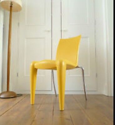 Very Rare Phillipe Starck Louis 20 Chair Special EditIon For Zaha Hadid