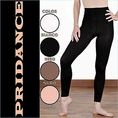 Tanz Leggings Pridance Art. 8122 Ballett Beintrikot ohne Fuß 60 DEN