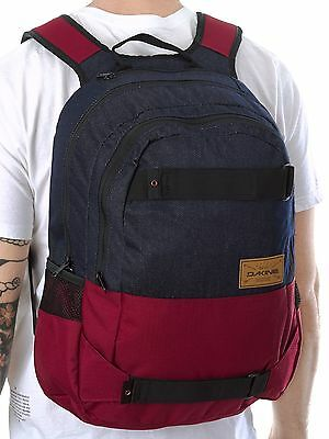 Sac à dos skateboard Dakine Option - 27 Litre Denim