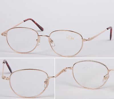 L53 2 Pairs Only £4.99 Superb Quality Vintage Womens Reading Glasses/Super Value