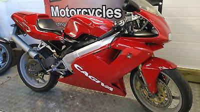 Cagiva mito 125cc  2 stroke learner legal motorcycle
