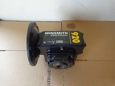 Winsmith 920MDSR Speed Reducer D90