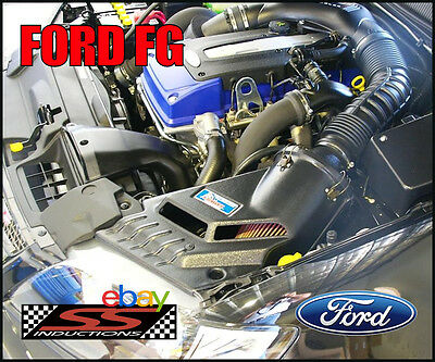 Ford Fg Xr8 - Ss Inductions Growler Cold Air Induction