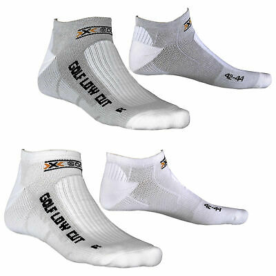 X-Socks Man Golf Low Cut Socken Golfsocken Strümpfe Sneakersocken funktionell