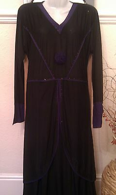 ladies Islamic Abaya Dress Jubba Jilbab size 52