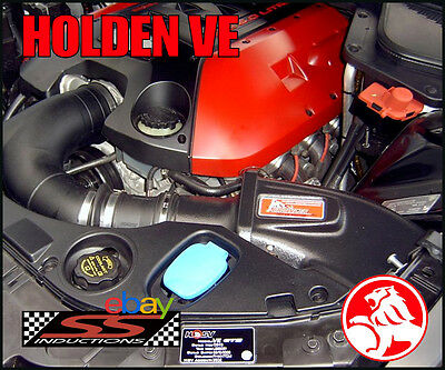 Holden Ve V8 - Ss Inductions Growler Cold Air Induction