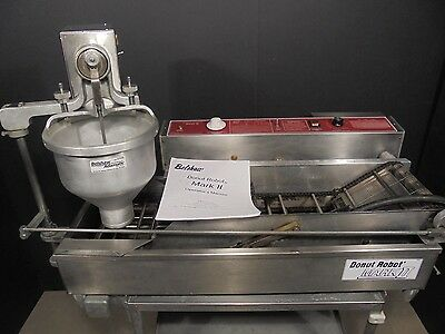 Donut/ Maker/ Robot/ Fryer/ Machine   Belshaw Mark Ii