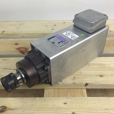 Giordano Colombo RV90.2 High Speed Spindle Motor 3.7KW IP54 UMP
