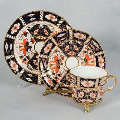 "Royal Crown Derby ""imari"" Trio - Pattern #2451"