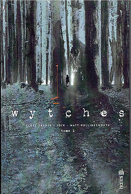 WYTCHES T1 - par Scott SNYDER & JOCK - URBAN COMICS VF