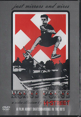 H-Street - Hokus Pokus DVD - New & Sealed Classic Old School Skateboard Video