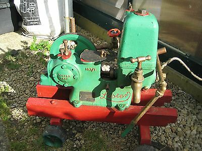 LISTER (domestic) Water pump]