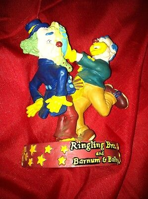 Ringling Bros. and Barnum & Bailey Circus Clowns Statue