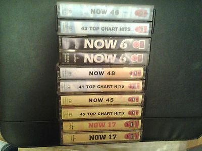 NOW THAT'S WHAT I CALL MUSIC - Joblot - see description