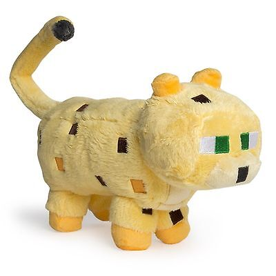Minecraft Plush 14 Ocelot