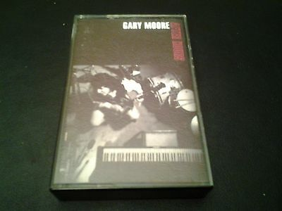 GARY MOORE - After hours - cassette album