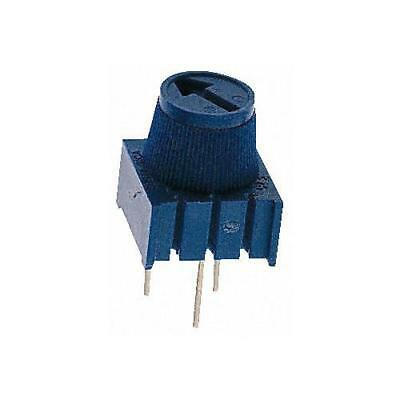1 x Bourns 3386F-1-202TLF, Trimmer Resistor with Pin Terminations 2kΩ ±10% 1/2W