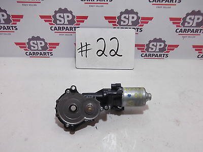 Toyota Venza 2009 2010 2011 2012 LH driver side seat motor
