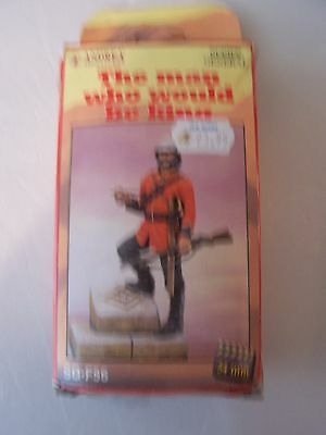 """Andrea Miniatures-""""The Man Who Would Be King"""" -54mm Metal Kit"""