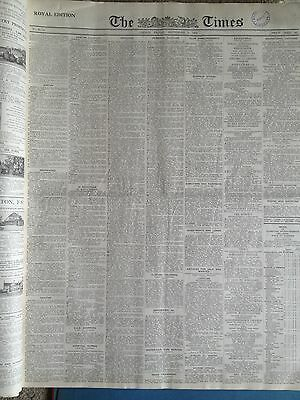 The Times newspaper. 30th July 1947. ORIGINAL & COMPLETE.