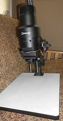 Nice Omega C700 Small-Space B&W Enlarger