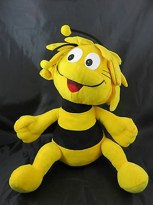 XXL Biene Maja Stofftier Plüschfigur 40 cm Maya the Bee stuffed animal