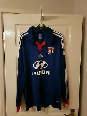Adidas Mens Lyon 12/13 Away LS XL