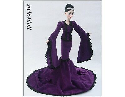 """Style4doll outfit for Evangeline Ghastly 18,5"""""""