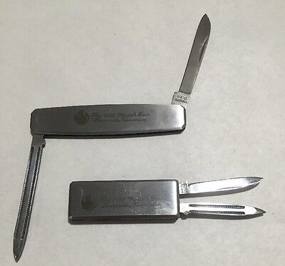 The 1982 World's Fair Knoxville, TN Collectible Pocket Knives