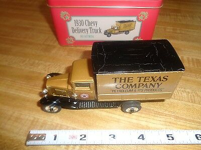 TEXACO 1930 Chevy Delivery Truck, Die Cast Metal