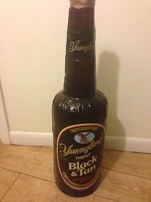 Yuengling Black And Tan Inflateable Bottle