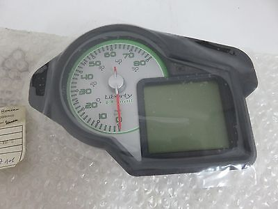 OEM Piaggio Liberty Instrument Cluster Part 642681