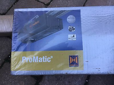 Hormann Promatic Remote Electric Garage Door Opener With Rail New