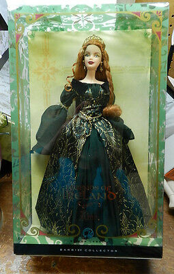 Barbie 2008 Legends of Ireland AINE Silver Label Collector  NRFB
