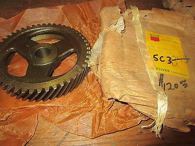 Oliver tractor 70 BRAND NEW camshaft gear NOS