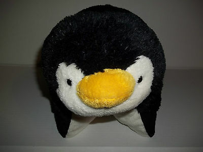 "Original  Pillow Pets  ""penquin""  Large Plush Pillow"